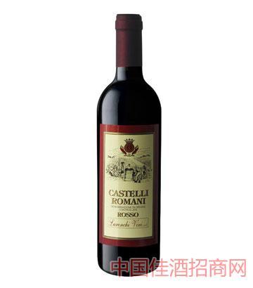 罗马城堡干红葡萄酒