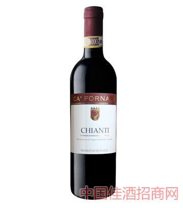 基安蒂干红葡萄酒