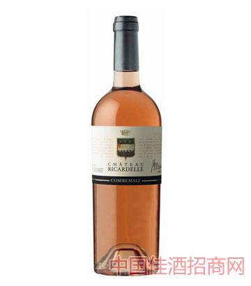 丽卡戴尔酒庄—卡柏尔玫红葡萄酒