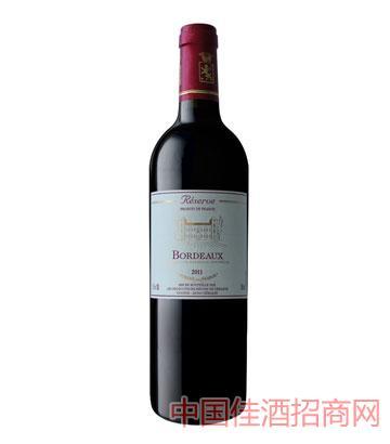法国萨博城堡干红葡萄酒