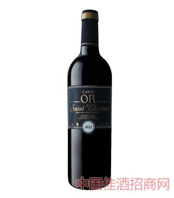 康沛东酒庄—圣西尼昂干红葡萄酒