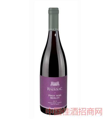 海扎克古堡—黑皮诺干红葡萄酒
