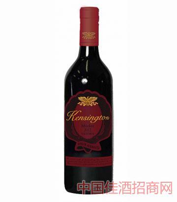2012梅洛葡萄酒