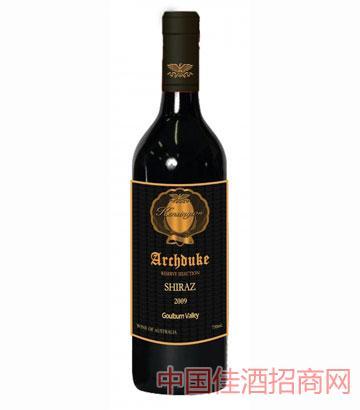 2009西拉葡萄酒