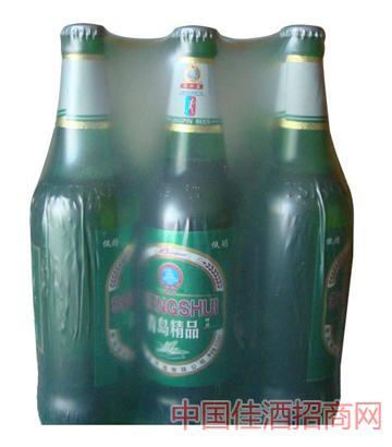 青岛精品塑包啤酒