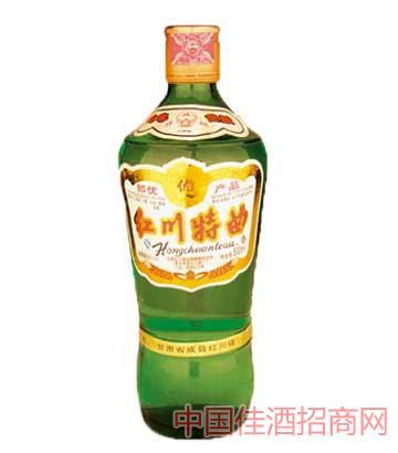 红川特曲[五十度]酒