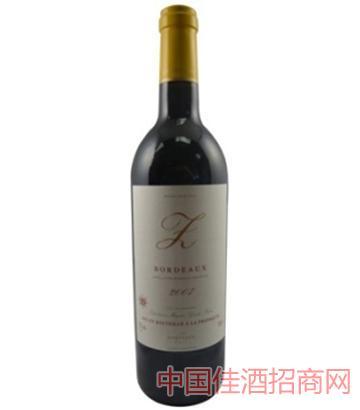 伯纳干红葡萄酒