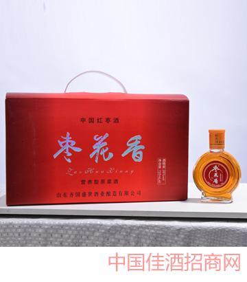 枣花香红枣原浆酒125ml