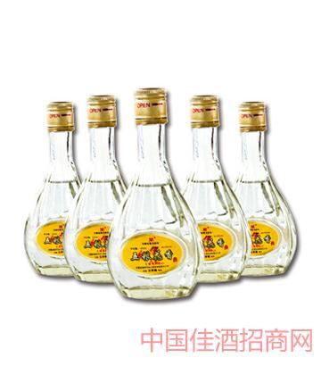 250ml五粮花香酒38°/52°