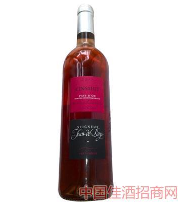 圣霍兹公爵神索桃红葡萄酒