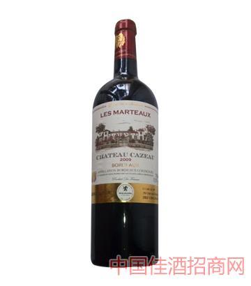 玛莱图古堡卡索金奖葡萄酒