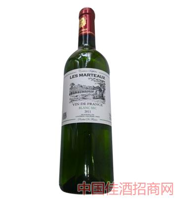 玛莱图古堡干白葡萄酒