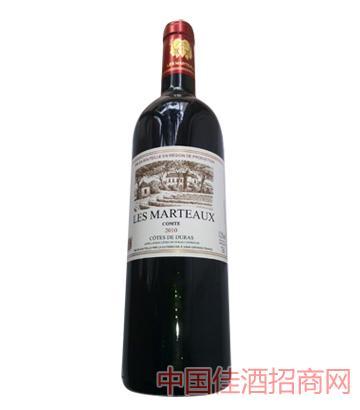 玛莱图古堡杜拉斯葡萄酒
