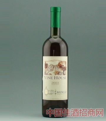 麝香葡萄酒