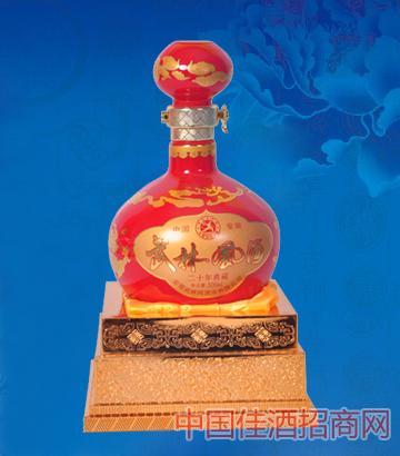 武林风二十年原浆酒