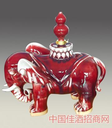 千年杏花酒大象
