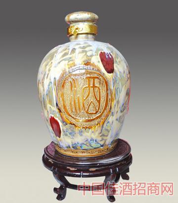 千年杏花酒