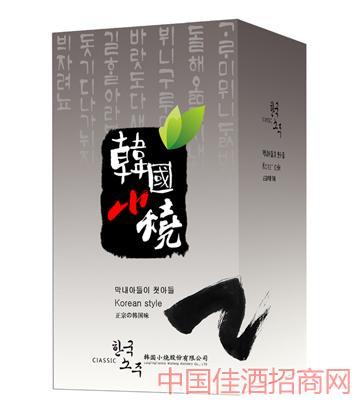 韩国小烧K11酒