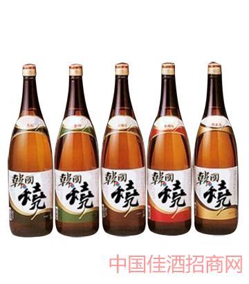韩国小烧K12酒