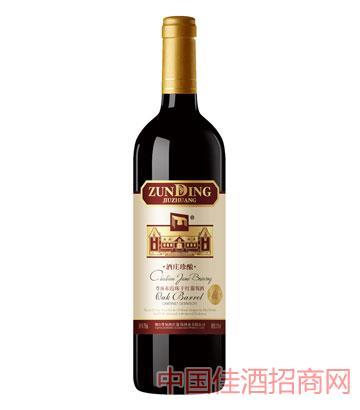 尊顶赤霞珠干红葡萄酒