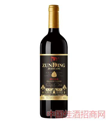 酒庄珍藏赤霞珠干红葡萄酒