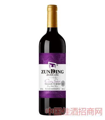 酒庄特选赤霞珠干红葡萄酒