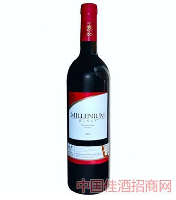 750ml宝玛湾舍拉子干红葡萄酒