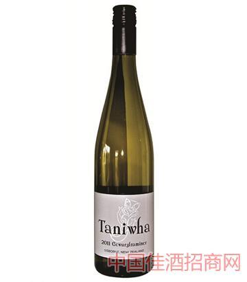 塔尼瓦琼瑶浆半甜白葡萄酒