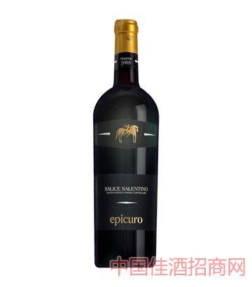 萨利切萨兰迪诺葡萄酒2005