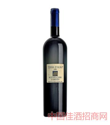 泰利帝爵葡萄酒1995