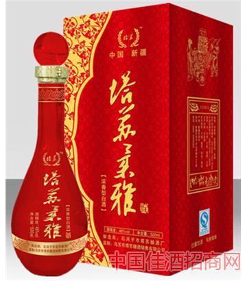 塔苏大柔雅-红酒