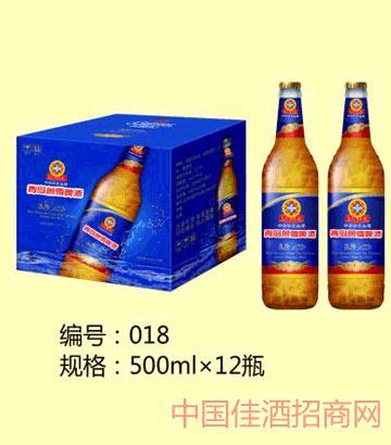 鲁雪啤酒500ml