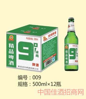 鲁雪啤酒9度
