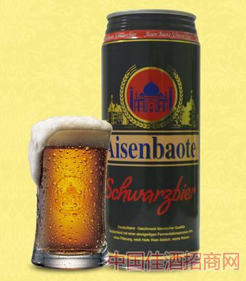 爱森堡特黑啤酒