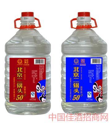 永丰牌京韵系类原浆50度5L北京二锅头酒