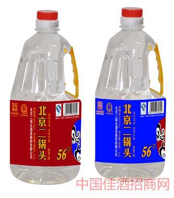 永丰牌京韵系类原浆56度2L北京二锅头酒