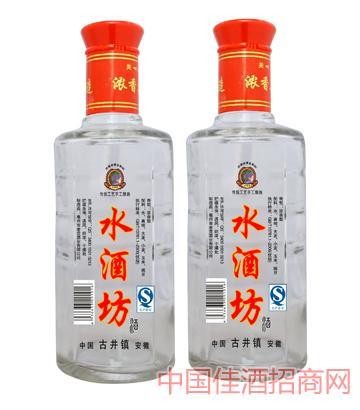 水酒坊酒一斤简装42度500ml浓香型