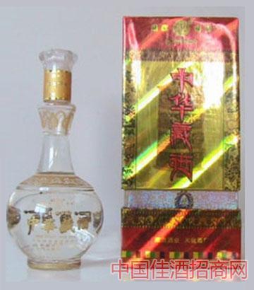 天祝十年窑藏中华藏酒