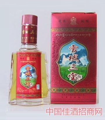 天祝125ml雪域三宝酒