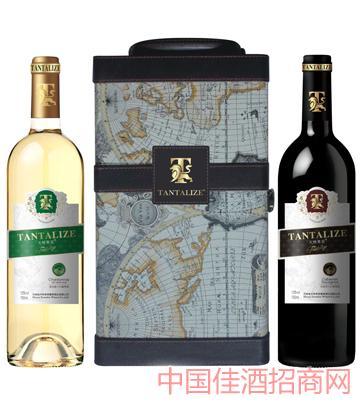 天特莱思霞多丽赤霞珠葡萄酒