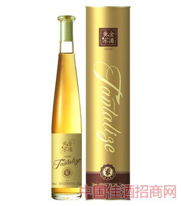 天特莱思黄金冰白葡萄酒
