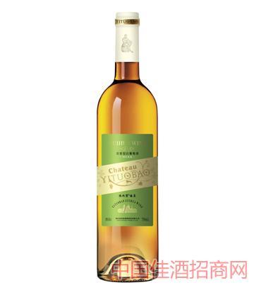 依托堡玫瑰香花香型白葡萄酒