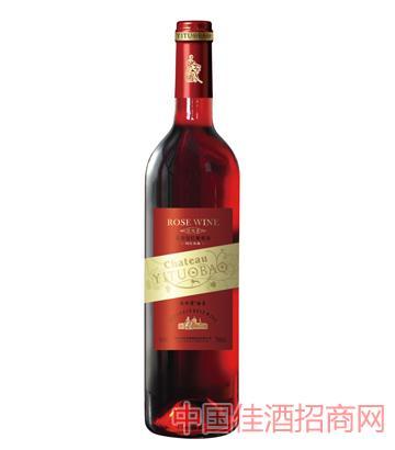 依托堡玫瑰香花香型红葡萄酒