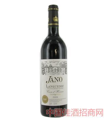 雅诺朗格多克AA葡萄酒12%vol750ml