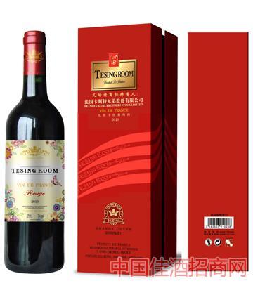 艾略特珍选干红葡萄酒12%vol750ml