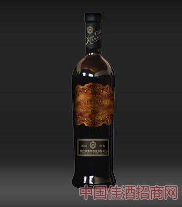 窖藏一级干红葡萄酒