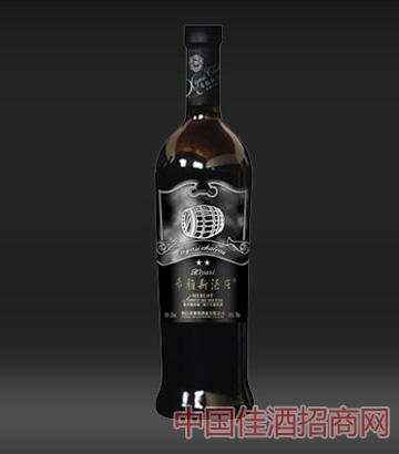 窖藏二级干红葡萄酒