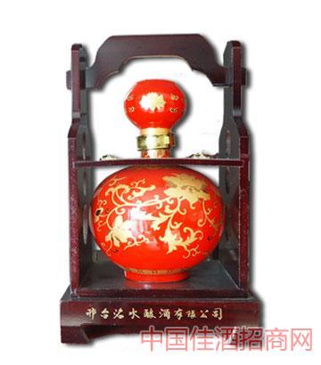 洺水瓷坛窖藏红酒