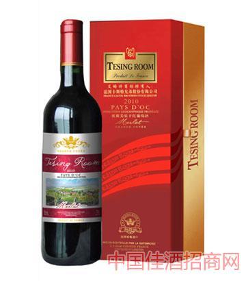艾略特美乐干红葡萄酒12%vol750ml