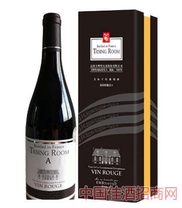 艾略特A标干红葡萄酒12%vol750ml